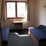 Izba dvoj postelová